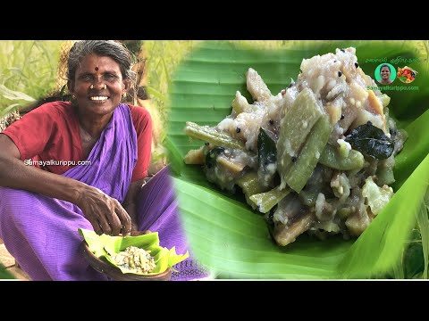 திருநெல்வேலி ஸ்பெஷல் அவியல் | Village Cooking Avial Recipe in Tamil