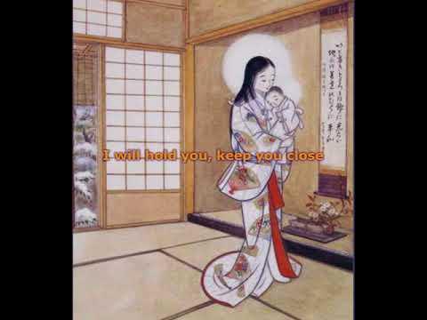 Hayley Westenra - Child Of God (with Lyrics) Warabigami ~Yamatoguchi~ 童神~ヤマトグチ~