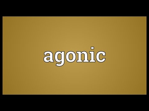 Header of agonic
