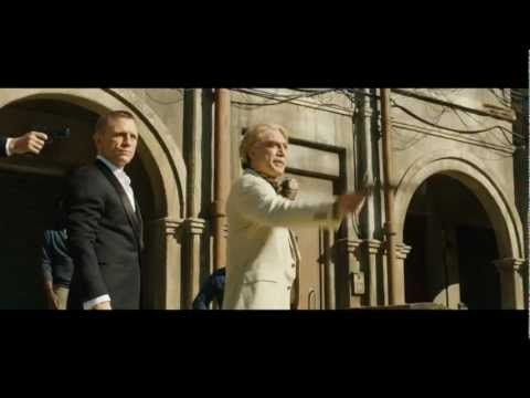 New Skyfall Us Domestic Trailer video