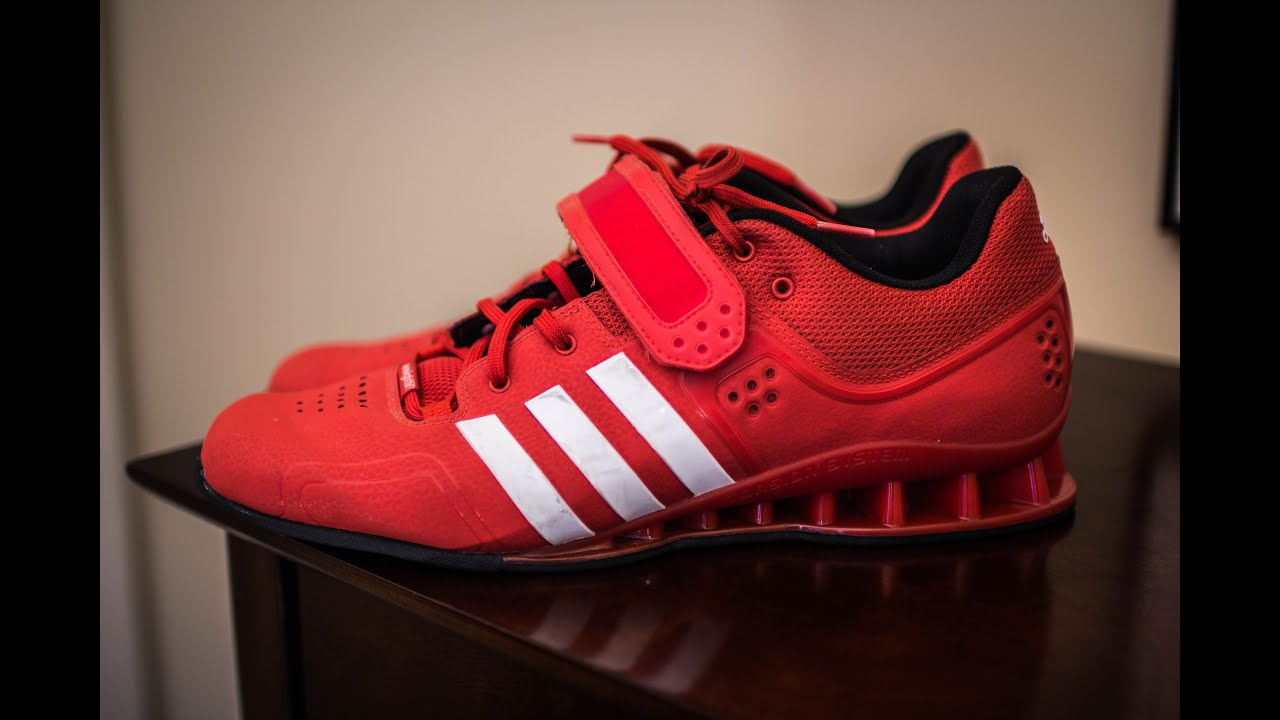 Adipower Shoe Review