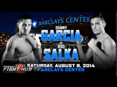 Danny Garcia vs Rod Salka Full Teleconference media call