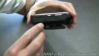 eAccess Fuel Case for BlackBerry Tour 9630 Video Overview
