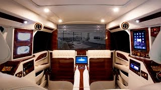 2015 Cadillac Escalade Luxury Sky Captain Edition by Lexani Motorcars