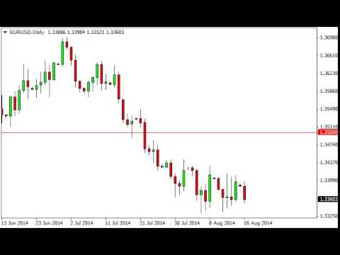 EUR/USD Technical Analysis for August 19, 2014 by FXEmpire.com