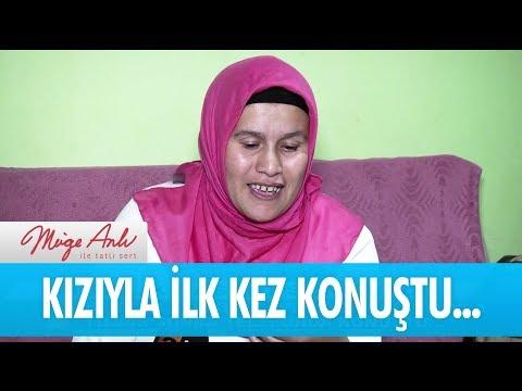 Leyla Hanım, kızı Sıla ile ilk defa konuştu - Müge Anlı İle Tatlı Sert 30 Kasım 2017