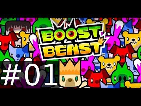 Boost Beast #01 Tiere gegen Zombies