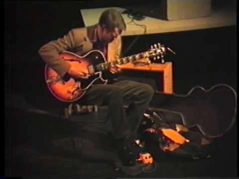 Derek Bailey - improvisation #1 (1/2) (1985/04/22)