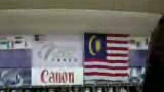 Alex Boling di Malaysia