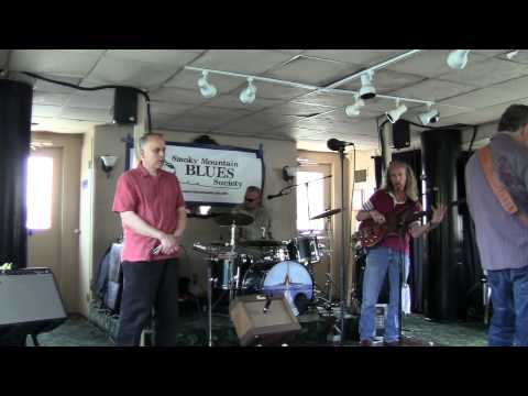 Elm Street Blues Band on the Star of Knoxville 5-22-11 Reconsider Baby (Lowell Fulson)