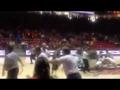 NM State basketball tournament