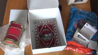 [Unboxing] Hyrule Warriors Treasure Box