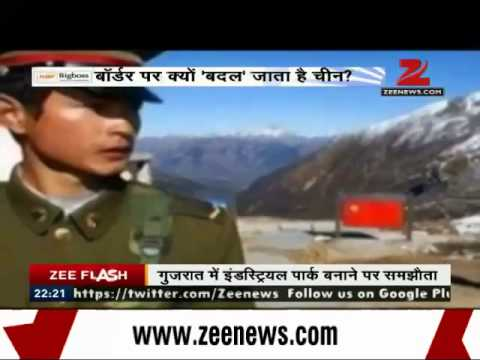 Chinese incursion in Ladakh when Xi Jinping strolls on Sabarmati riverfront