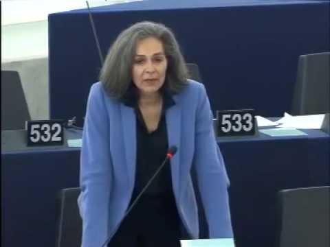 Sofia Sakorafa at the European Parliament on the Progress Report on Turkey