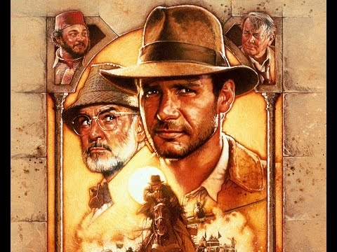 Indiana Jones And The Last Crusade (1989) Movie Review