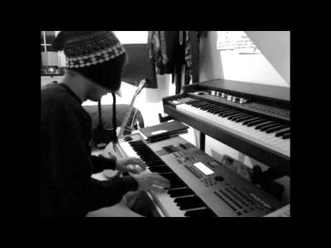 Bounce - Calvin Harris feat. Kelis Piano Cover