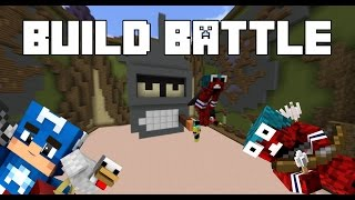 LA HORA DE ROBOTS | BUILD BATTLE CON OLLIE