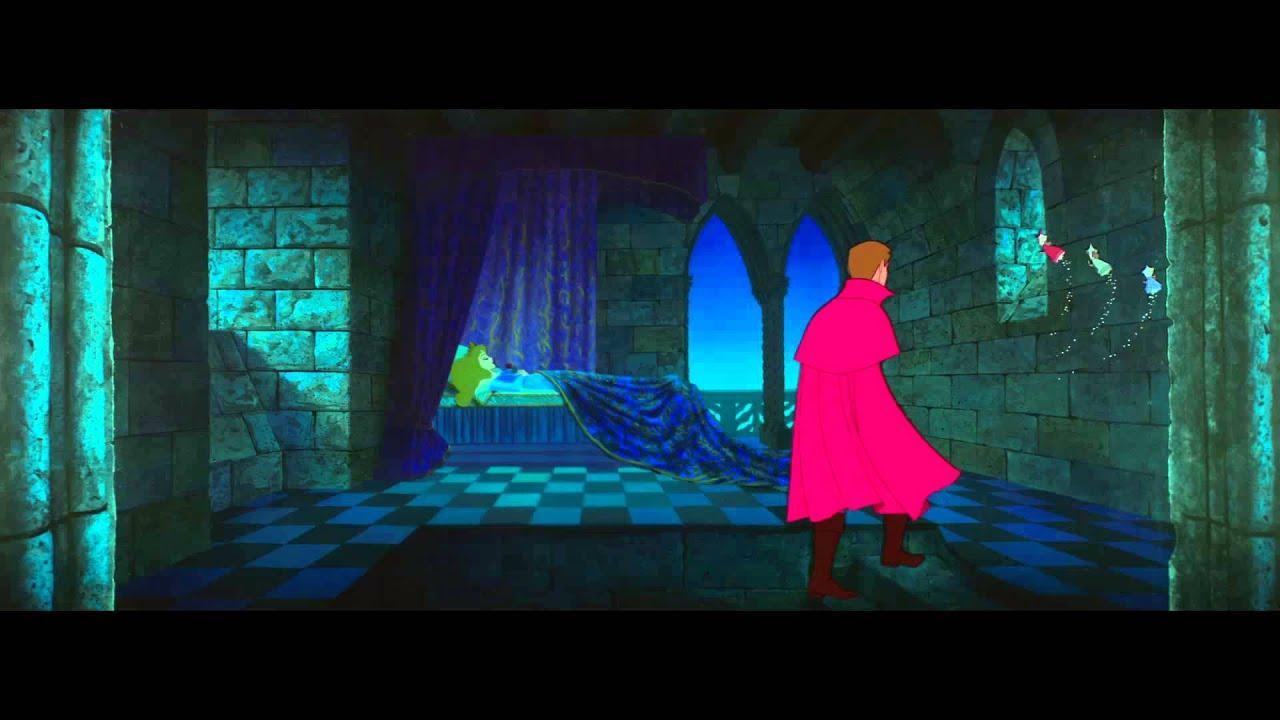 La bella addormentata nel bosco il bacio del vero amore for La cabina nel bosco 2 film completo