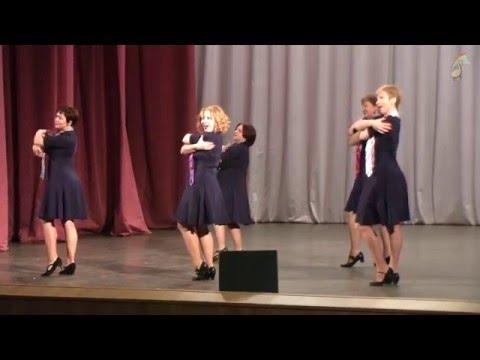 Танцуют взрослые  - В джазе только девушки