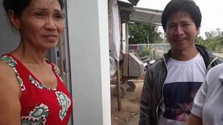 Một chuyến đi/ Part 10 -Nhóm Từ Thiện LONG HOA - lễ trao nhà tình thương cho cô NGUYEN THI GIANG