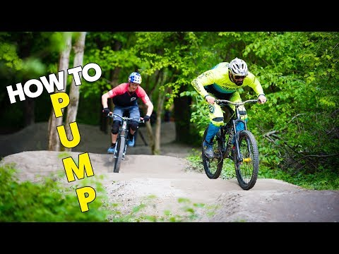 You need to Pump to get the Jump! | How to MTB E5 w/ Rob Warner & Tom Oehler