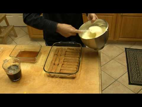 Step-by-step Video Recipe for Tiramisu &#8211; SimpleBaker.com