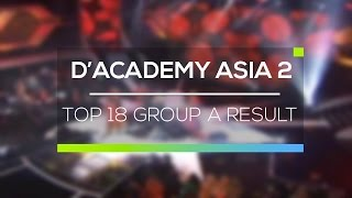 Highlight D 39 Academy Asia 2  Top 18 Group A Result