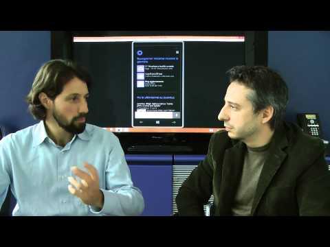 Microsoft presenta Cortana in Italiano: l'intervista di HDblog