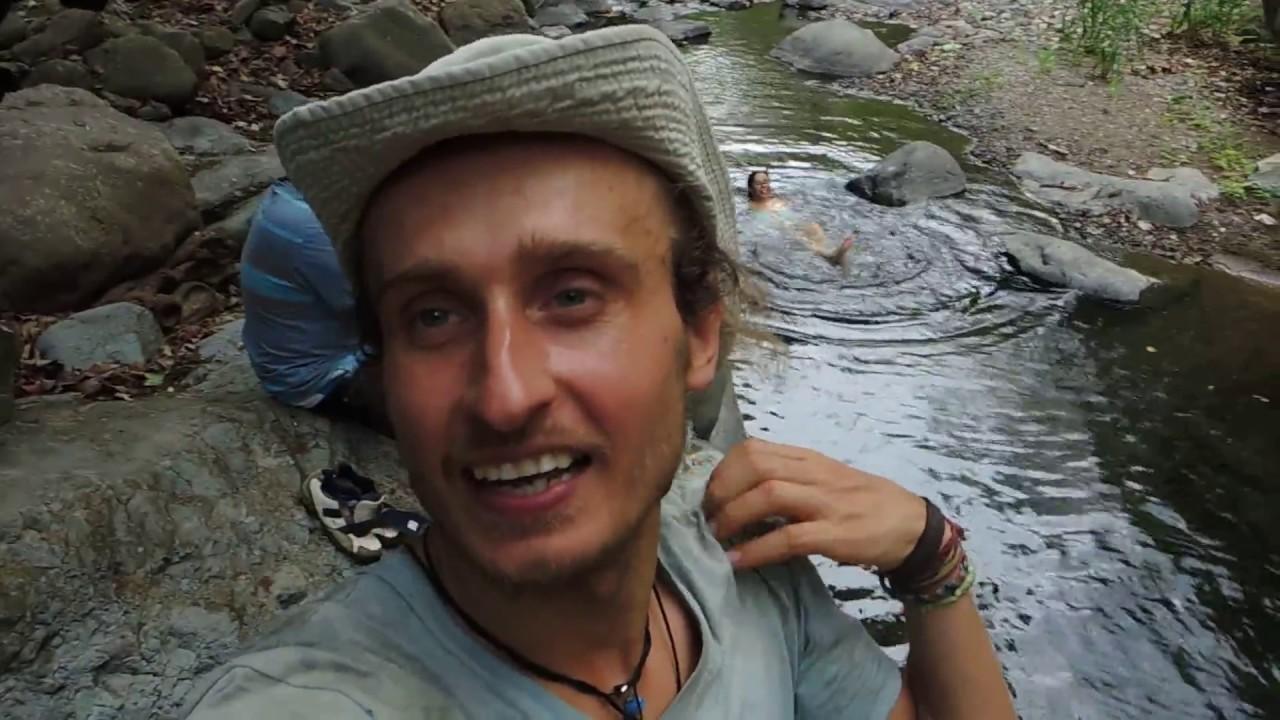 56# Kostaryka - Wielki piątek część 2 - Wielki Skok, wodospad, gopro hero (Napisy PL)