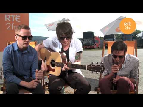 Leaders Of Men Play Early Influence At Longitude 2013 video