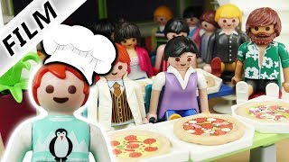 Playmobil Film deutsch | EMMAS RESTAURANT IN LUXUSVILLA - Fremde im Haus |Kinderserie Familie Vogel
