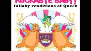 Under Pressure Rockabye Baby! rendition tribute to Queen