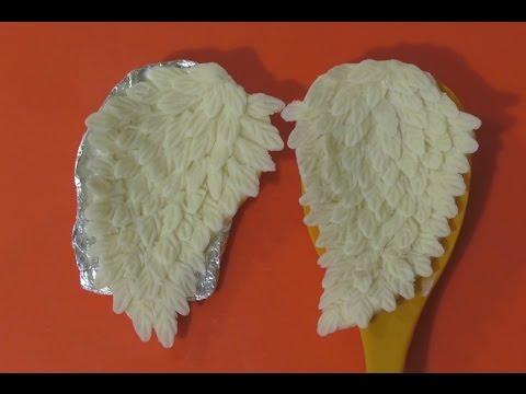 Крылья Ангела из мастики МК Angel Wings of mastic MK