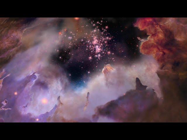 Flight to Star Cluster Westerlund 2