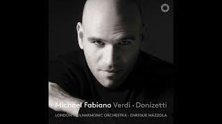 """Michael Fabiano's NEW record release """"Verdi•Donizetti"""" - Official Teaser"""