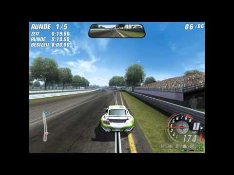 Let's Play Together DTM Race Driver 3 [HD] #4 -
