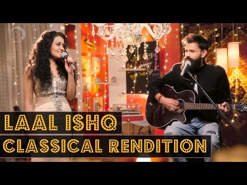 Laal Ishq Classical Rendition | Made With Music