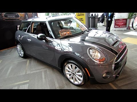 2015 Mini Cooper S - Exterior and Interior Walkaround - 2014 Ottawa Gatineau Auto Show
