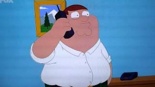 "Family Guy ""Taken"" parody"