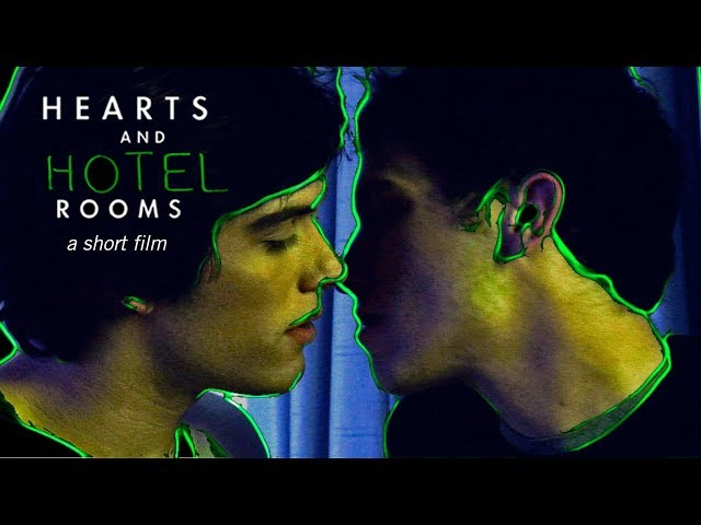 "Short Gay Film ""Hearts and Hotel Rooms"" (Official Director's Cut - Short Gay Movies)"