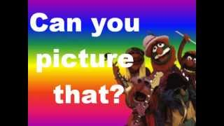 Watch Muppets Can You Picture That video