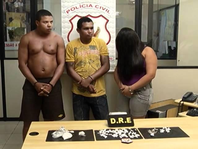 Operação prende 3 pessoas em Barcarena