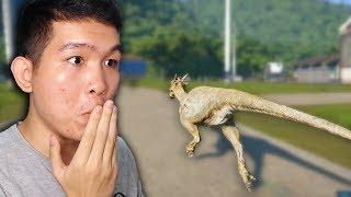 សត្វ Dinosaurs រួចចេញពីទ្រុង - Jurassic World Evolution | Part 4