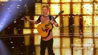 Download Lagu The Next Ed Sheeran - ALL Performances The Best Singer America's Got Talent 2017 Gratis STAFABAND