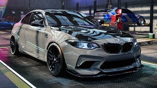 Nardo Grey BMW M2 Build - Need for Speed: Heat Part 26