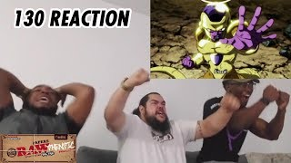 Dragon Ball Super Episode 130 Live Reaction JIREN VS GOKU AND FRIENDS!? | RAWTHENTIC 1 ABRIDGED