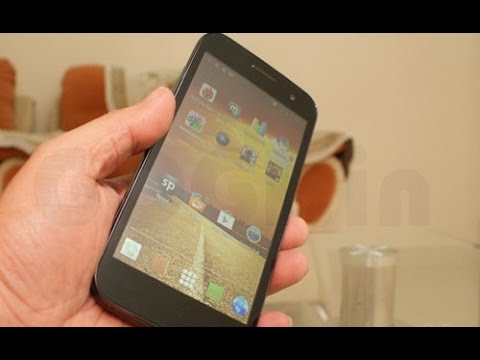 Micromax Canvas Magnus A117 Unboxing || Review