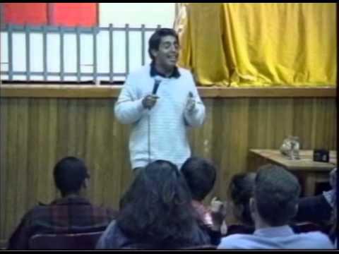 Conferencia inédita de Jaime Garzón, en la U. de Caldas (1996)
