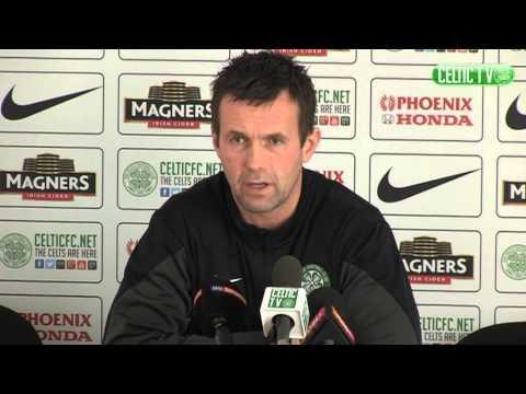 Celtic FC - Ronny Deila pre-match v St Johnstone, 03/03/2015