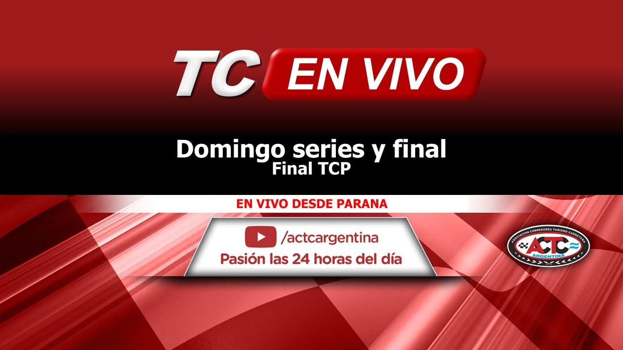 9) Paraná: Domingo Series TC y Finales
